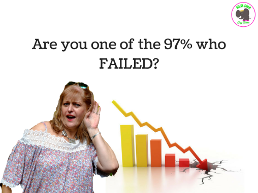 Are you one of the 97% who FAILED_