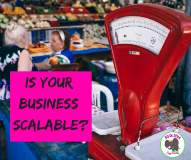 Is your Business Scalable